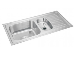 Mini Bowl Stainless Steel Kitchen Sink With Drain Board