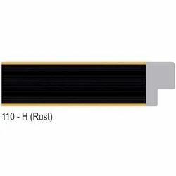110-G Series Rust Photo Frame Molding