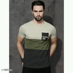 Half Sleeves Cotton T-shirt