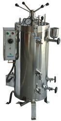 Aarson Vertical Autoclave
