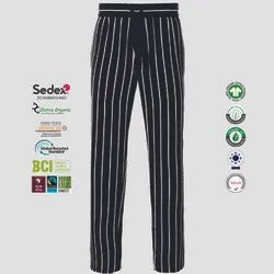 Gots Organic Cotton Mens Trousers