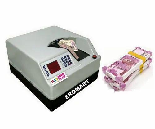 Eromart Bundle Note Counting Machine