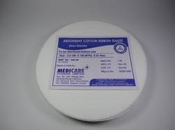 Gauze Ribbon Four Fold Sterile