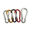 Metal Hooks And Karabiners