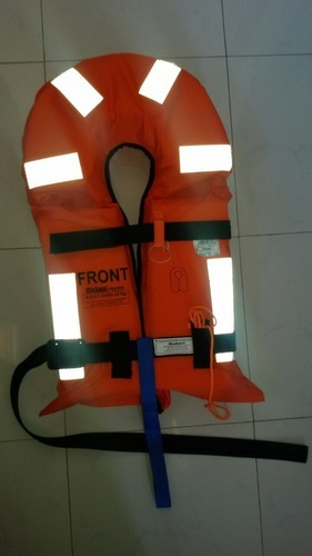Orange Solas Life Jacket