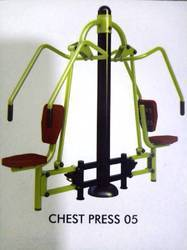 Outdoor Fitness Equipment - Chest Press (Double)