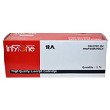 12A Compatible Toner Cartridge  for Hp Printers with Infytone Brand