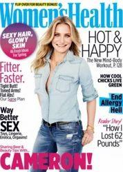 Womens Health Magazine US Edition