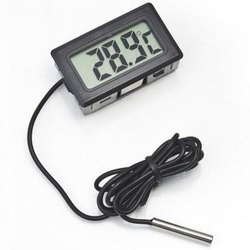 Digital Temperature Thermometer With LCD