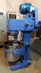 SS Automatic Planetary Mixture Bakery Machine, Capacity: 50 Litre