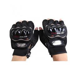 Pro Biker Bike Half Gloves
