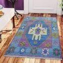 Handmade High Quality Living Room Oushak Rug