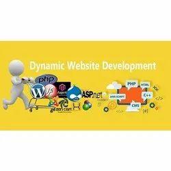 Yes Dynamic Website Development Service, 1 Week, User Friendly: 100% User Friendly