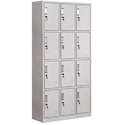 12 Door Storage Locker