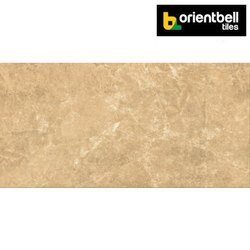 Orientbell PGVT YORICK SANDUNE Marble Floor Tiles, Size: 600X1200 mm