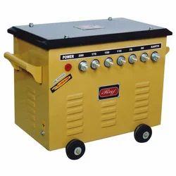 Three Phase Raj Welding Machine, 2-4 Hp