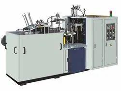 Open Cam Paper Cup Machine