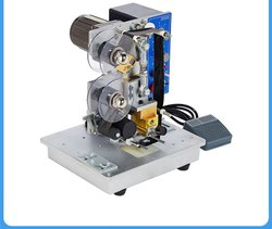Hot Foil Batch Code Printing Machine