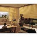 Roman Shade Livingroom Blind