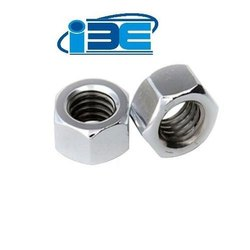 SS Hex Nut Stainless Steel Hex Nut, Size: 2 to 64mm
