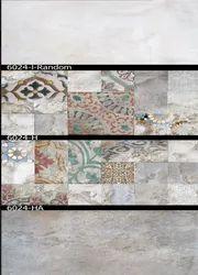 6024 (L, H, HA) Hexa Ceramic Tiles Matt Series