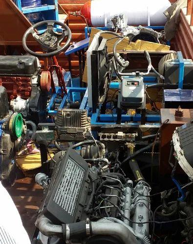 Mechanical Lab Equipments Service & Repair - Engineering Lab