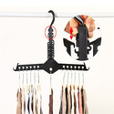 Magic Multi-Functional Dual Hanger Folding Clothes Hanger