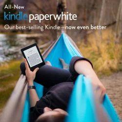 Kindle Paperwhite Wifi 3G (300 ppi) (White)
