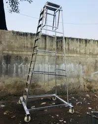 Portable Ladder Track Trolley