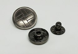 Snap Buttons - Snap Fastener Latest Price, Manufacturers