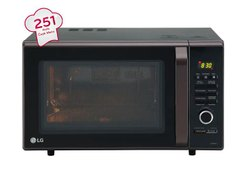 LG MC2886BLT Diet Fry Microwave Oven and 251 Auto Cook Menu