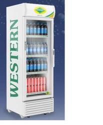 Western Visi Cooler With Canopy and Digital Temperature Display SRC 380