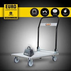 Euro Usa Aluminum Trolley 3 Ft x 2ft - 400kg Capacity - Worlds Best Trolley