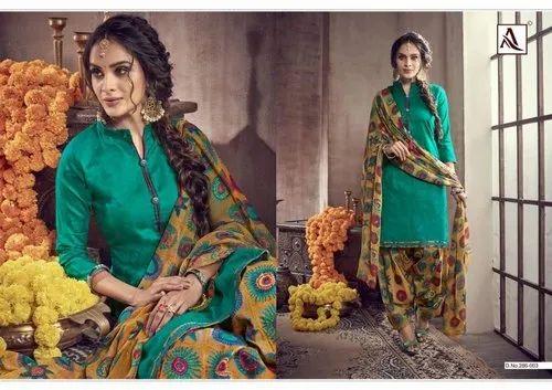 94086848dd Patiala Collection Suit at Rs 950 /piece   Patiala Salwar Kameez ...