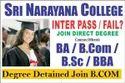 Sri Narayana College In Hyderabad