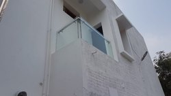 Balcony Handrail Work