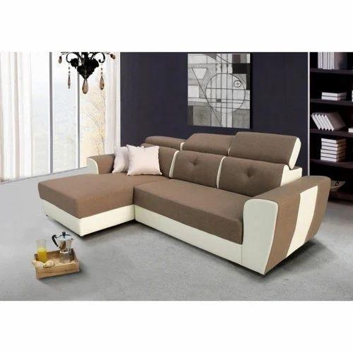 Indoor L Shape Sofa Set