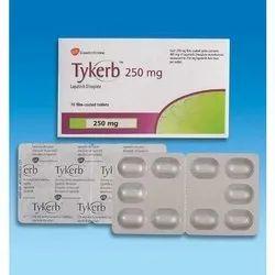 Lapatinib 250mg Tablets
