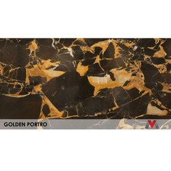 Polished Finish Italy Golden Portoro Marble, Slab, Thickness: 17 mm