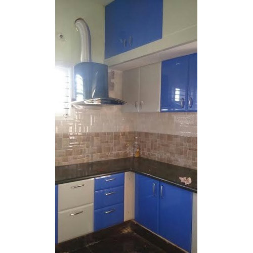 Wooden L Shaped Modular Kitchen Rs 99999 Piece Sannidhi Modular Kitchens Id 9562947988,Small Space Small Townhouse Interior Design