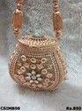 Beautiful Metal Bags