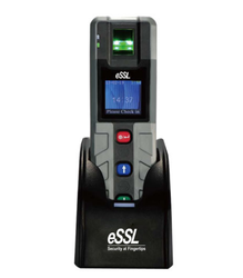 ESSL MT100 Biometric System, Power Source: Battery Operated