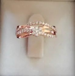 Cluster Designer Diamond Ring