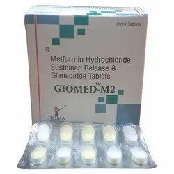 Pioglitazone HCL 15mg,Glimepiride 2mg,Metformin 500mg