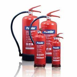 Mild Steel Dry Powder Fire Extinguisher