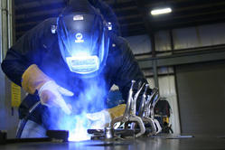Stainless Steel Welding - (MIG), Thickness: 0.8, 1.2 Mm