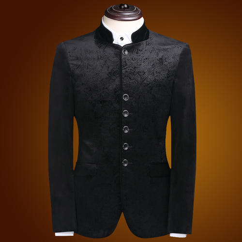 a5a8ec58f Small Party Mens Chinese Collar Coat, Rs 1800 /piece, Occassions ...