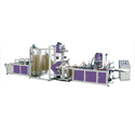 220-380 V Kamsonic W Cut Non Woven Bag Making Machine
