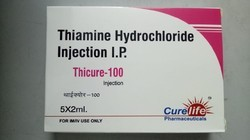 Thiamine Hydrochloride - B1 Injection 100mg