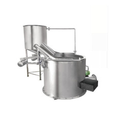 Batch Frying with inbuilt heating system